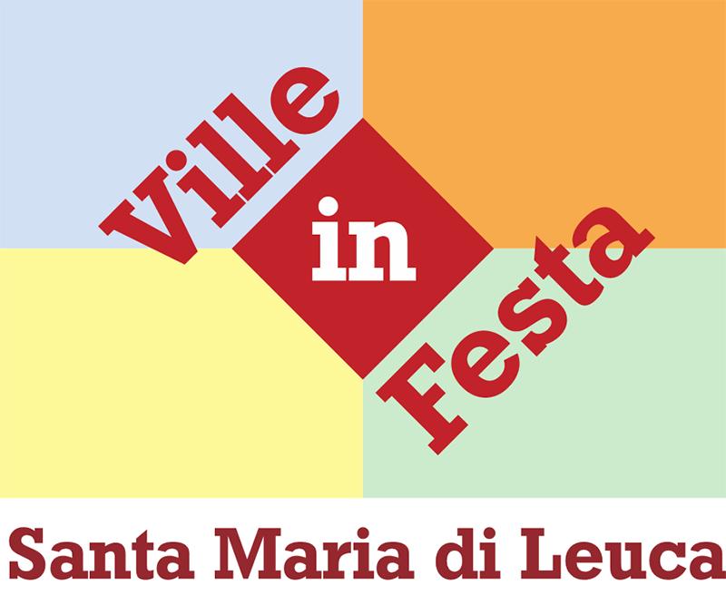 Logo Ville In Festa Santa Maria di Leuca