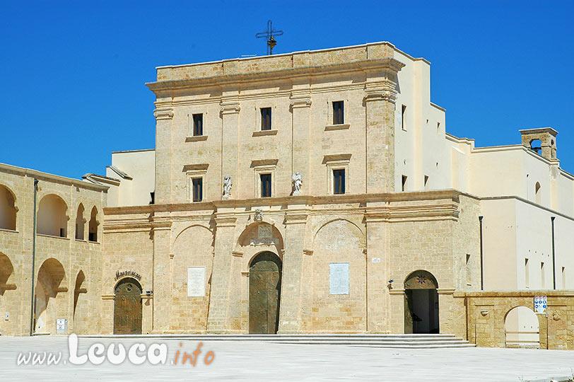 Basilica Santuario Santa Maria di Leuca