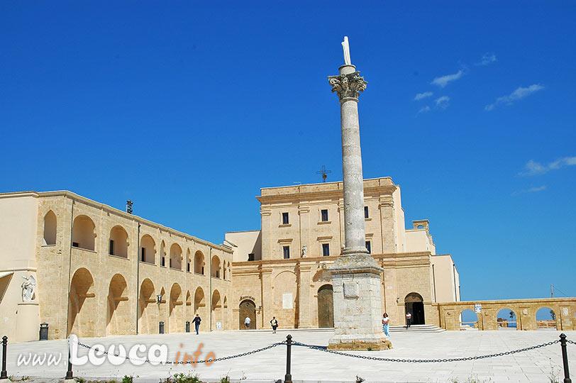 Basilica Santuario de Finibus Terrane a Leuca
