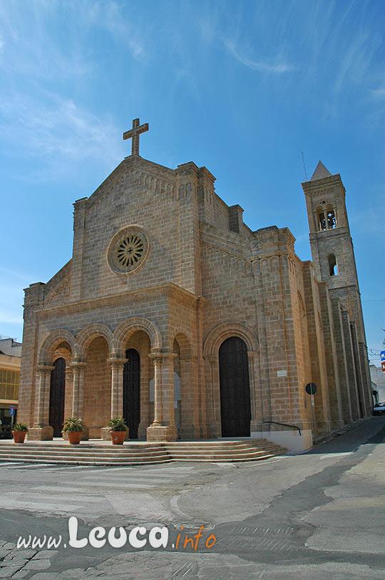 Chiesa Cristo Re Marina di Leuca