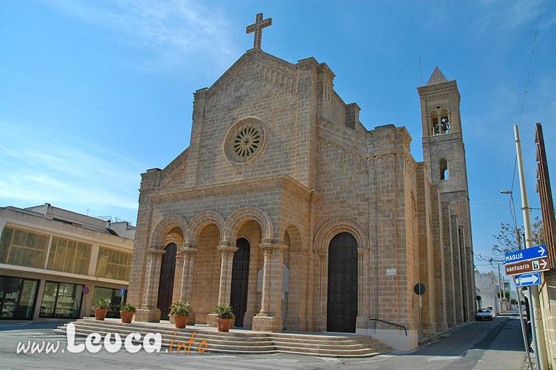Chiesa Cristo Re a Marina di Leuca