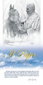 Coperrtina opuscolo 2 Papa a Leuca