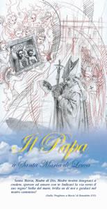 Coperrtina opuscolo 4 Papa a Leuca