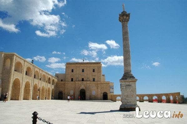 Foto Santuario Santa Maria di Leuca - the Finibus Terrae -