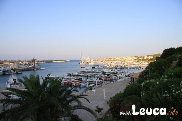 Scorcio dell'ormai famosissimo Porto di Santa Maria di Leuca. - Foto Sandro Simone