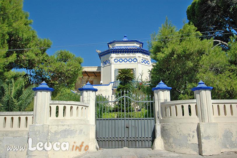 Villa Episcopo a Marina di Leuca
