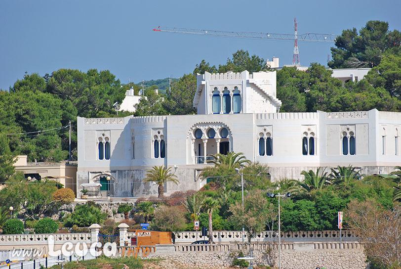 Villa Daniele a Santa Maria di Leuca