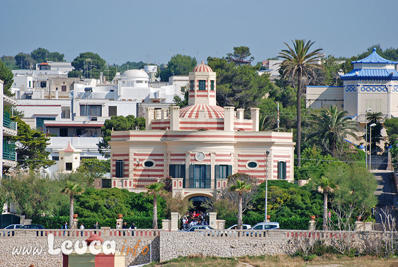 Villa La Meridiana -Ruggeri a Marina di Leuca