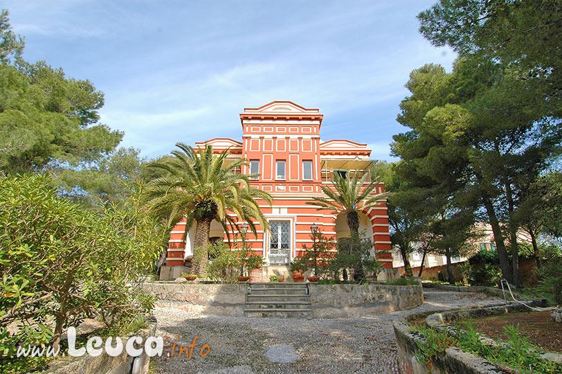 Villa Sangiovanni a Leuca nel Salento