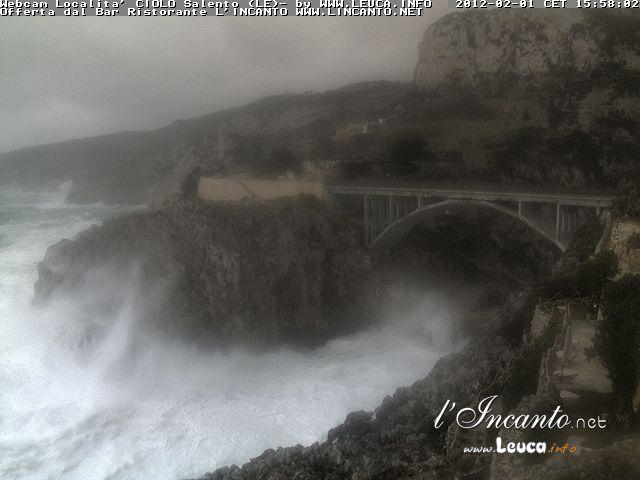 Webcam Località Ciolo 01 Febbraio 2012