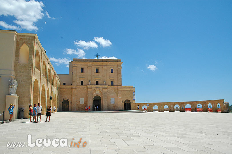 Basilica Minore Santuario di Leuca