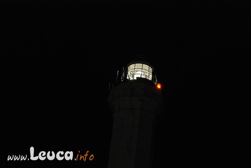 Lampada del Faro di Leuca