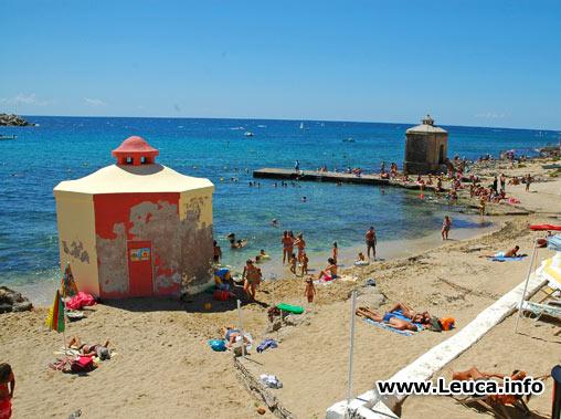 vacanze in spiaggia a Santa Maria di Leuca